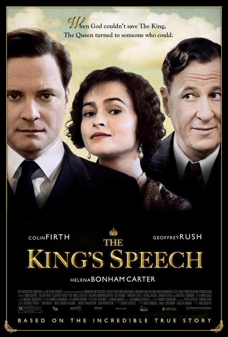 The King's Speech (2010) - Filmaffinity