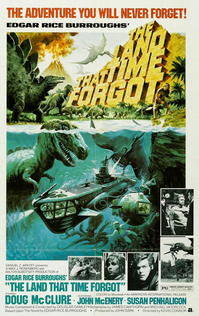 Amphibious Pelicula image gallery for the land that time forgot - filmaffinity
