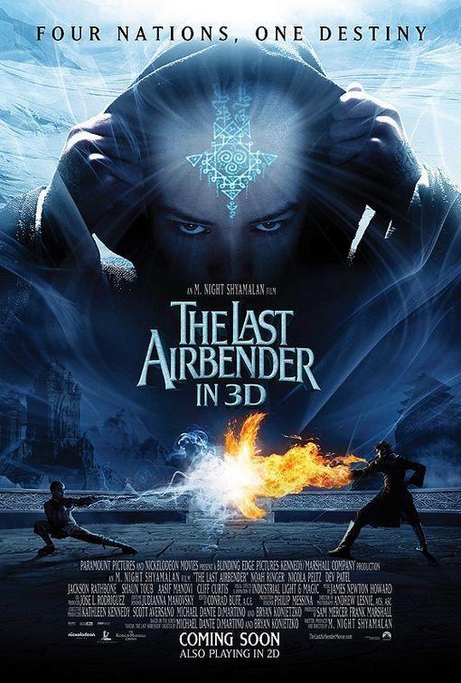 The Last Airbender 2010 Filmaffinity