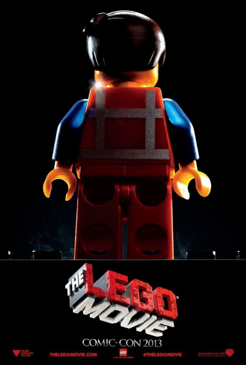 The Lego Movie 2014 Filmaffinity