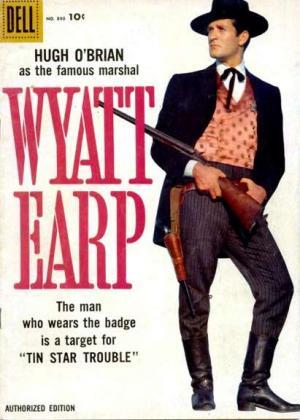The Life and Legend of Wyatt Earp (Serie de TV)