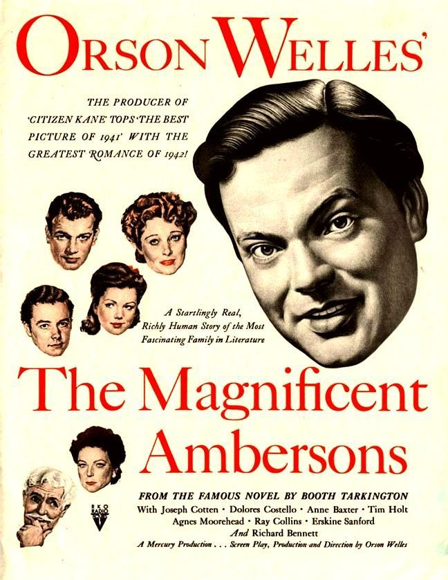 the magnificent ambersons essays The magnificent ambersons has 8,908 ratings and 734 reviews the magnificent ambersons (the growth trilogy, #2) 376 rating details 8,908 ratings 734 reviews winner of the pulitzer prize when it was first published in 1918, the magnificent ambersons chronicles the changing.
