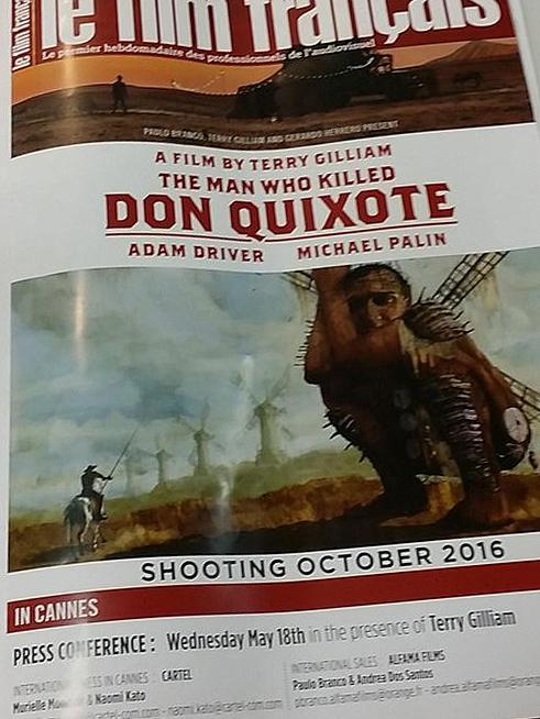 Image Gallery For The Man Who Killed Don Quixote 2018