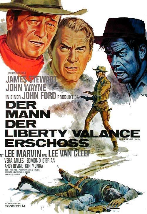 Der Mann Der Liberty Valance Erschoß Stream
