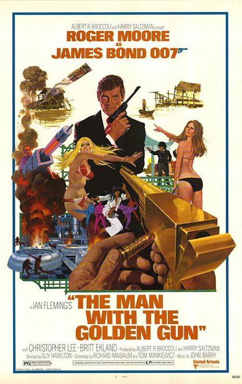 [普雷] 007 金槍人 The Man With The Golden Gun
