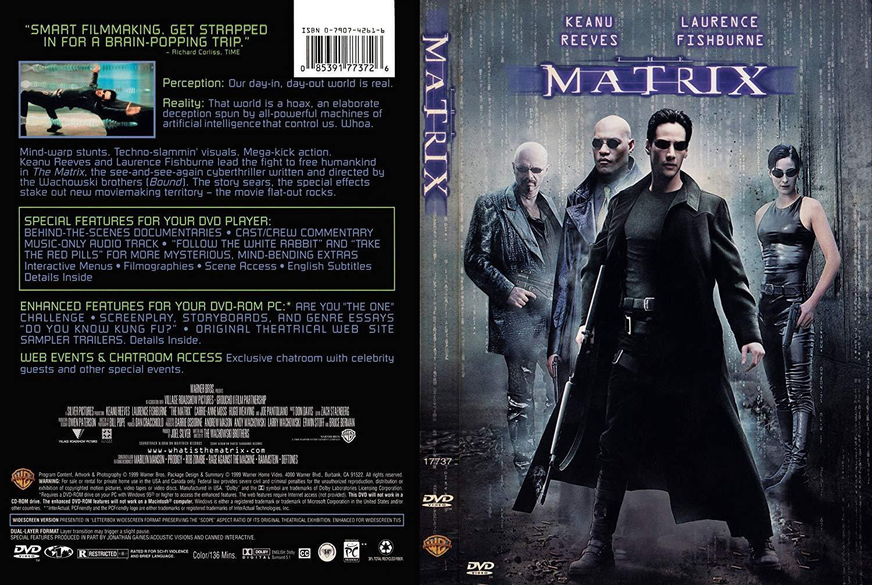 The Matrix 1999 Filmaffinity