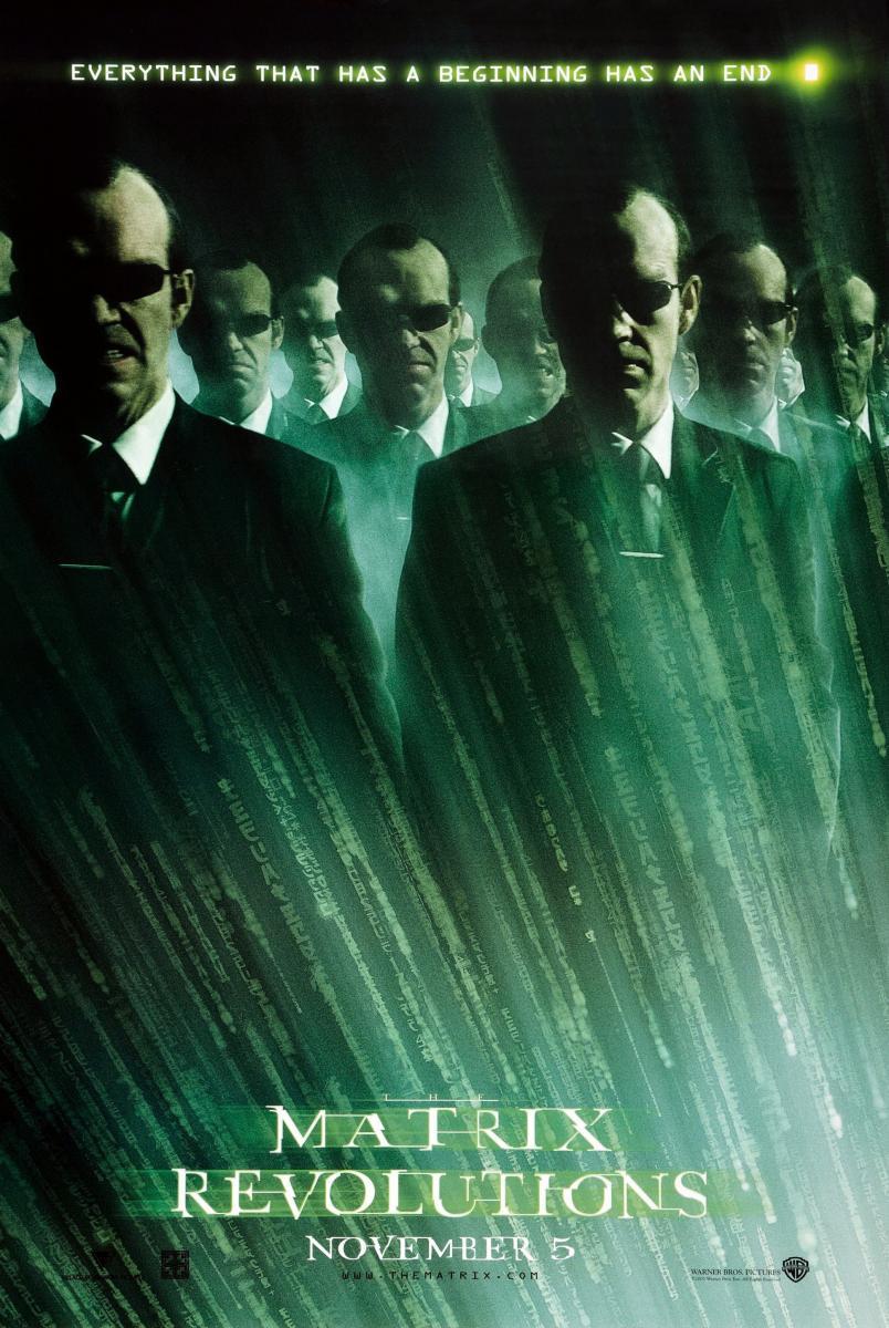 The Matrix Revolutions 2003 Filmaffinity