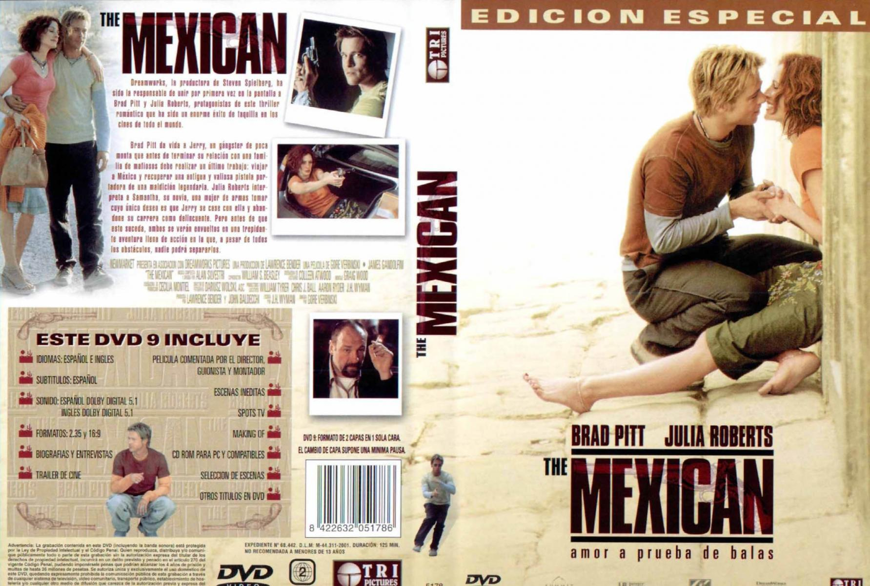 Amor A La Mexicana Movie the mexican (2001) - filmaffinity