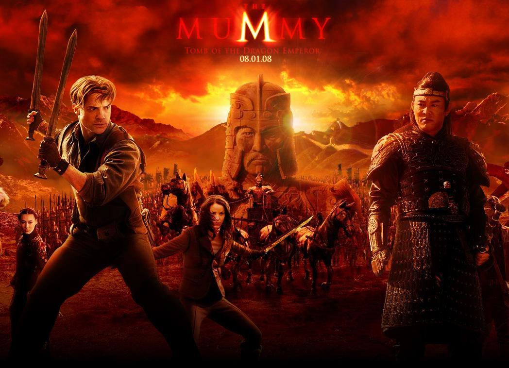The Mummy Tomb Of The Dragon Emperor The Mummy 3 2008 Filmaffinity