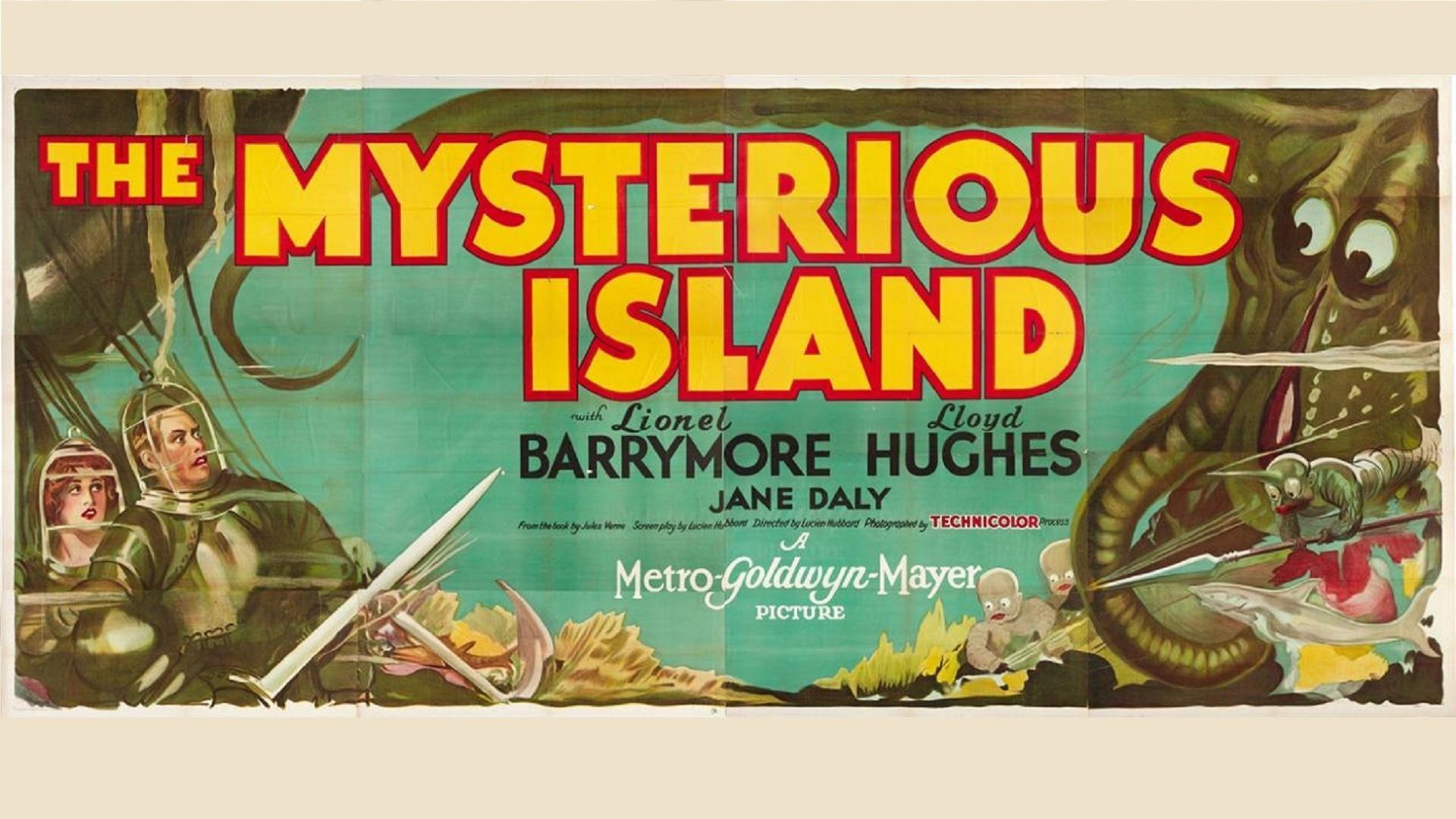 The Mysterious Island (1929) - Filmaffinity