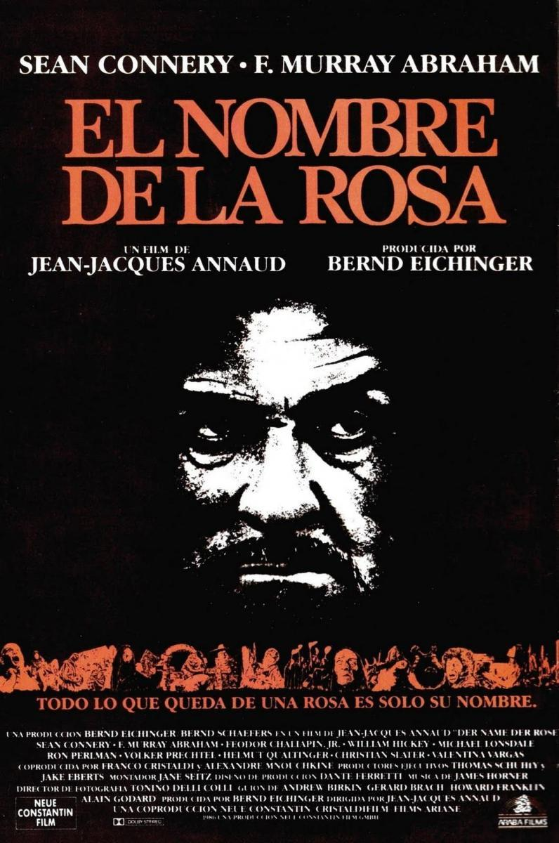 The Name of the Rose (1986) - Filmaffinity