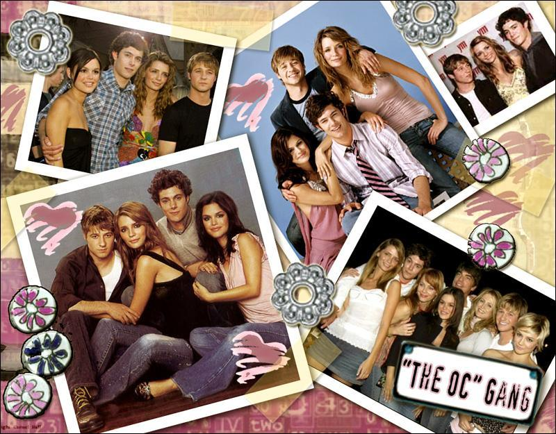 Sección Visual De The Oc The Orange County Serie De Tv