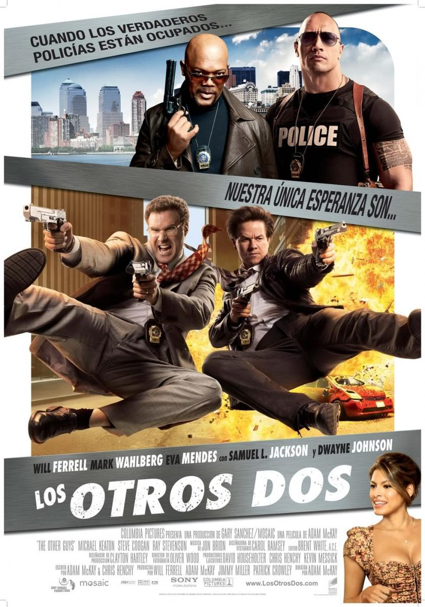 The Other Guys 2010 Filmaffinity