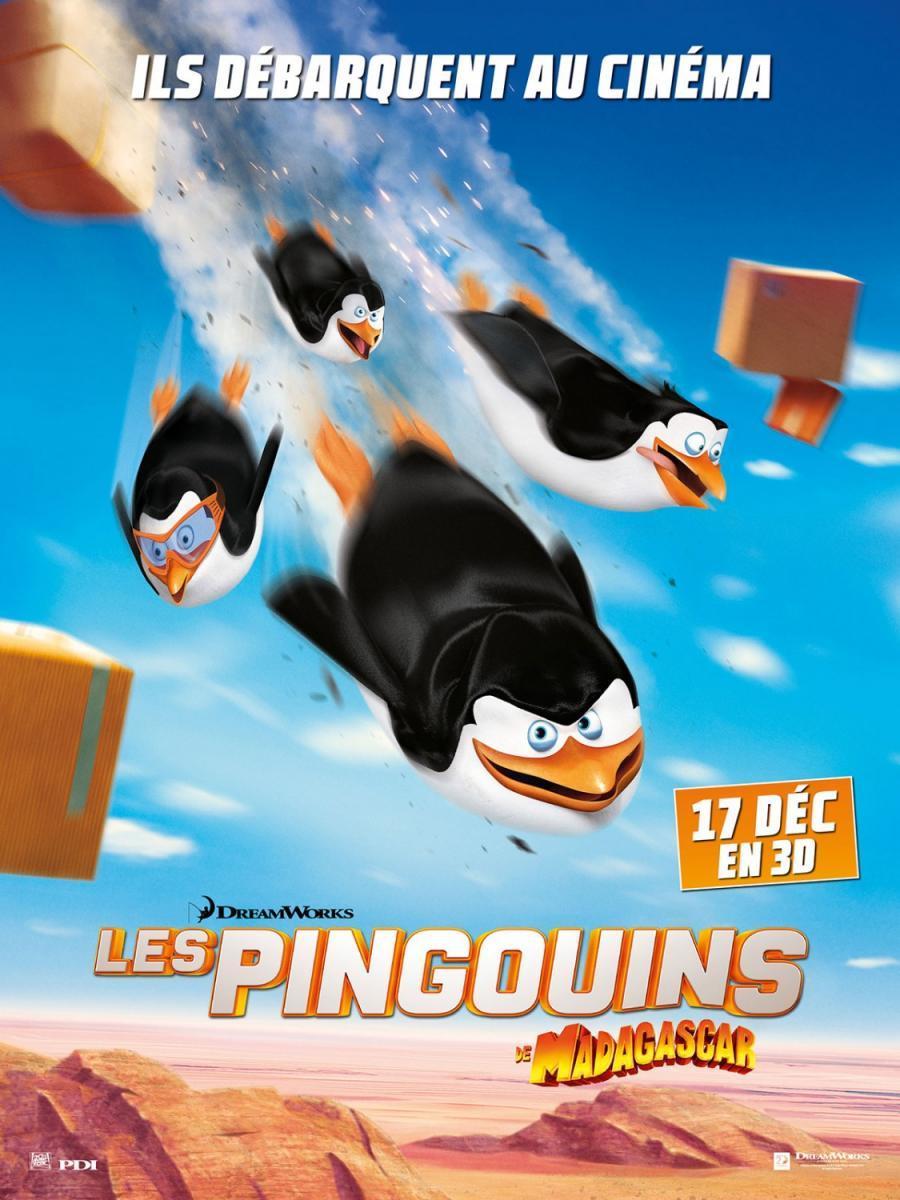 The Penguins Of Madagascar 2014 Filmaffinity