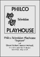 The Philco Television Playhouse (Serie de TV)