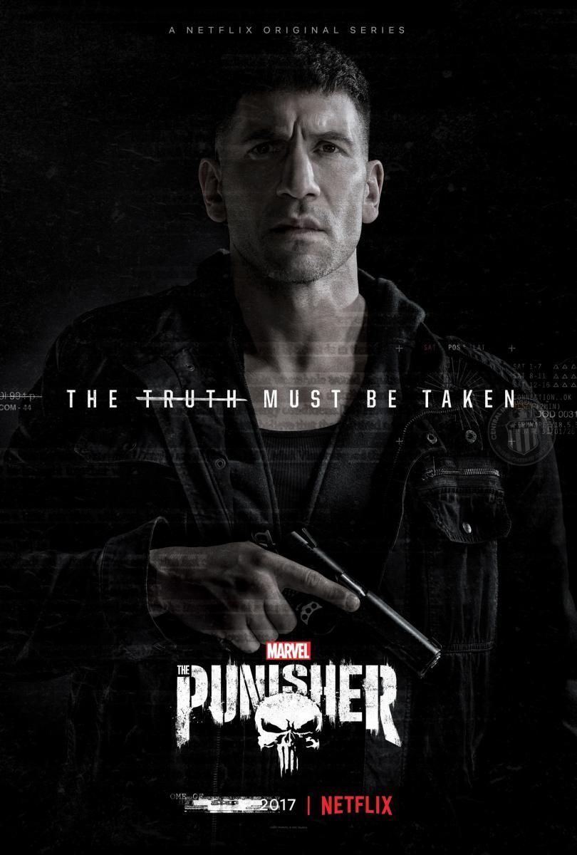 The Punisher Temporada 1 (HD Latino – Ingles 720p) 2017