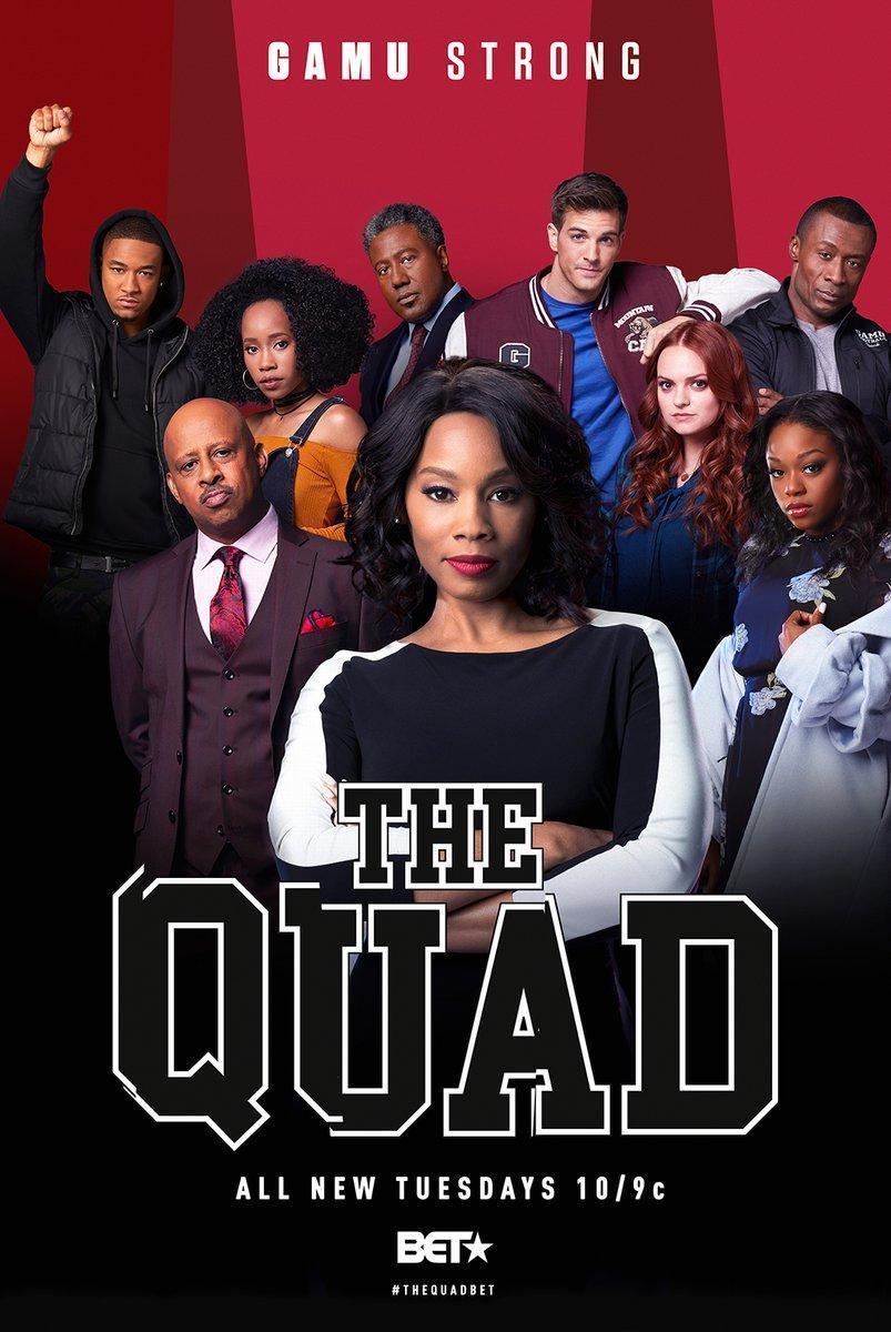 The Quad (TV Series) (2017) - Filmaffinity