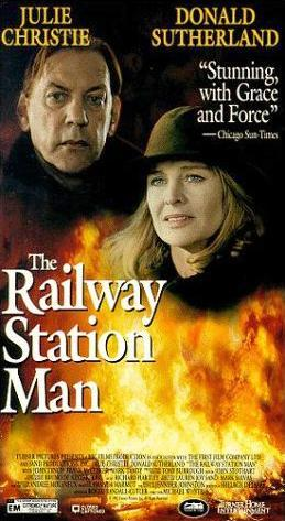 The Railway Station Man movie