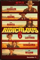 The Ridiculous 6  - Poster / Imagen Principal