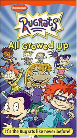 The Rugrats: All Growed Up (TV)