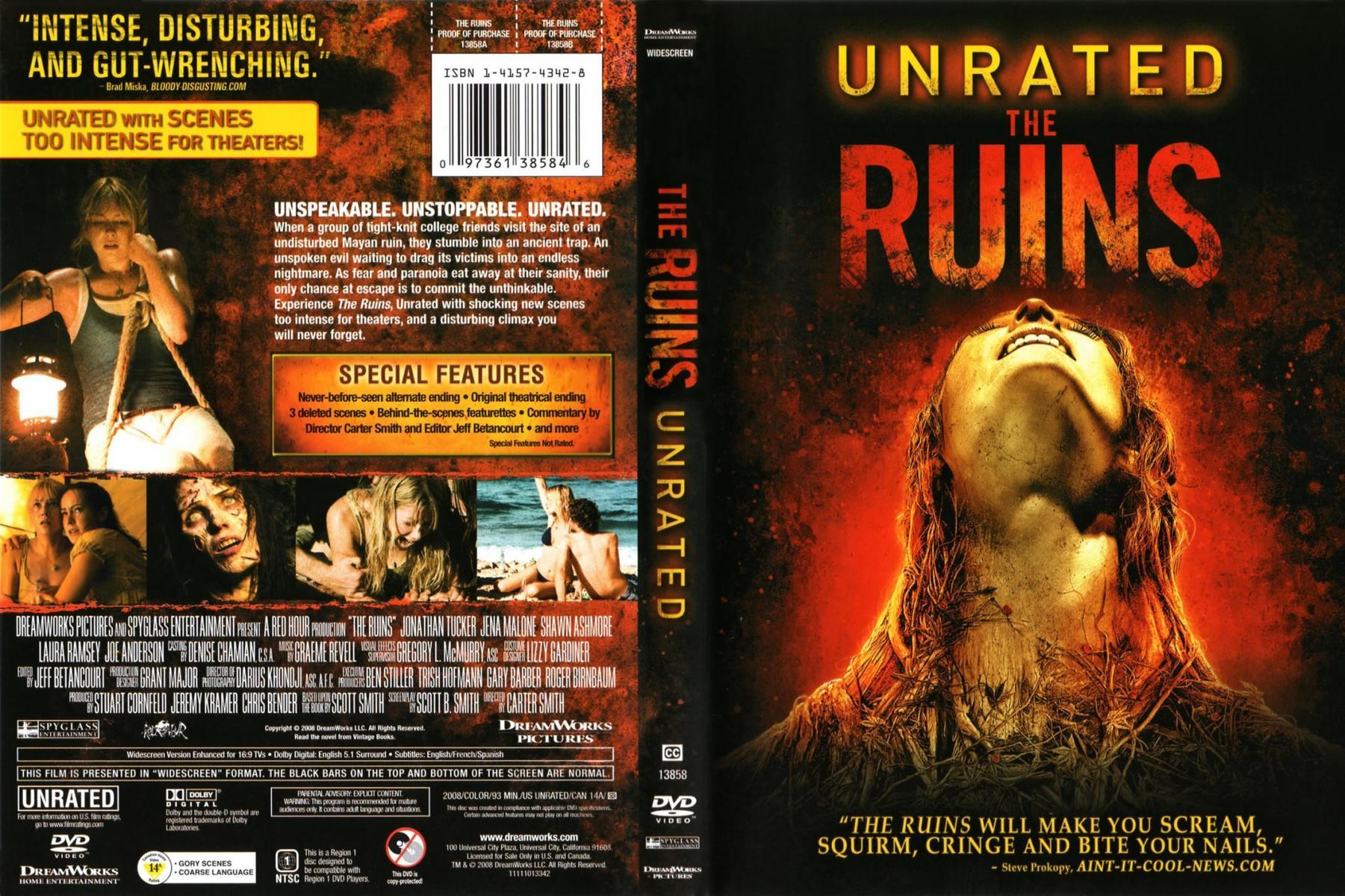 the ruins 2008 movie trailer
