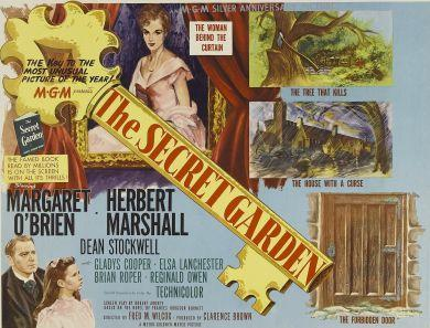 The Secret Garden (1949) - Filmaffinity