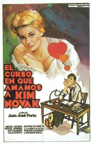The Semester We Loved Kim Novak movie
