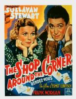 The Shop around the Corner  - Posters