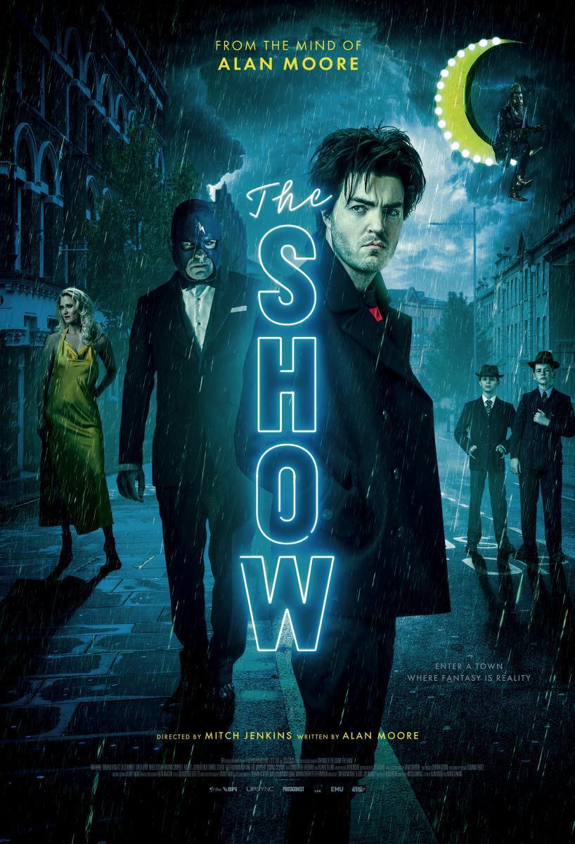Últimas películas que has visto (las votaciones de la liga en el primer post) - Página 19 The_Show-128474157-large