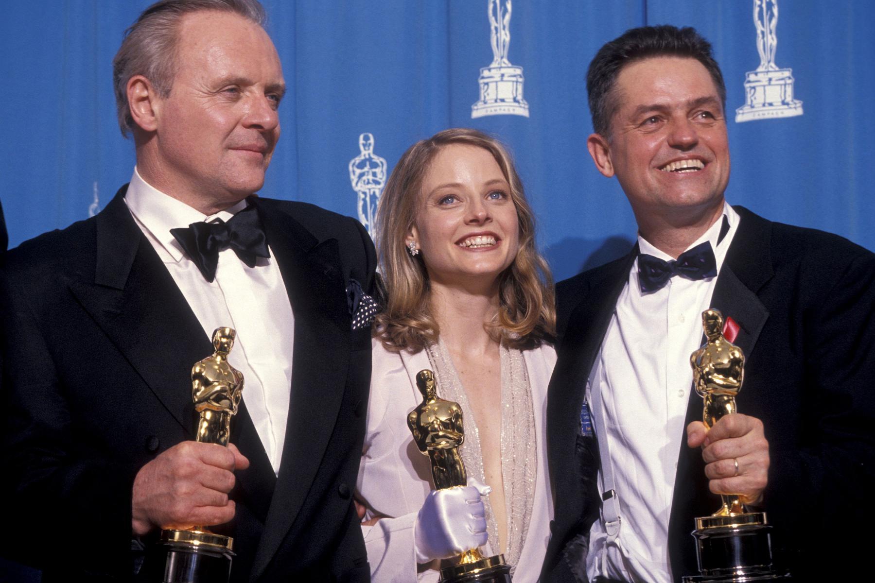 El silencio de los corderos ganó 5 Oscars en la ceremonia de 1992