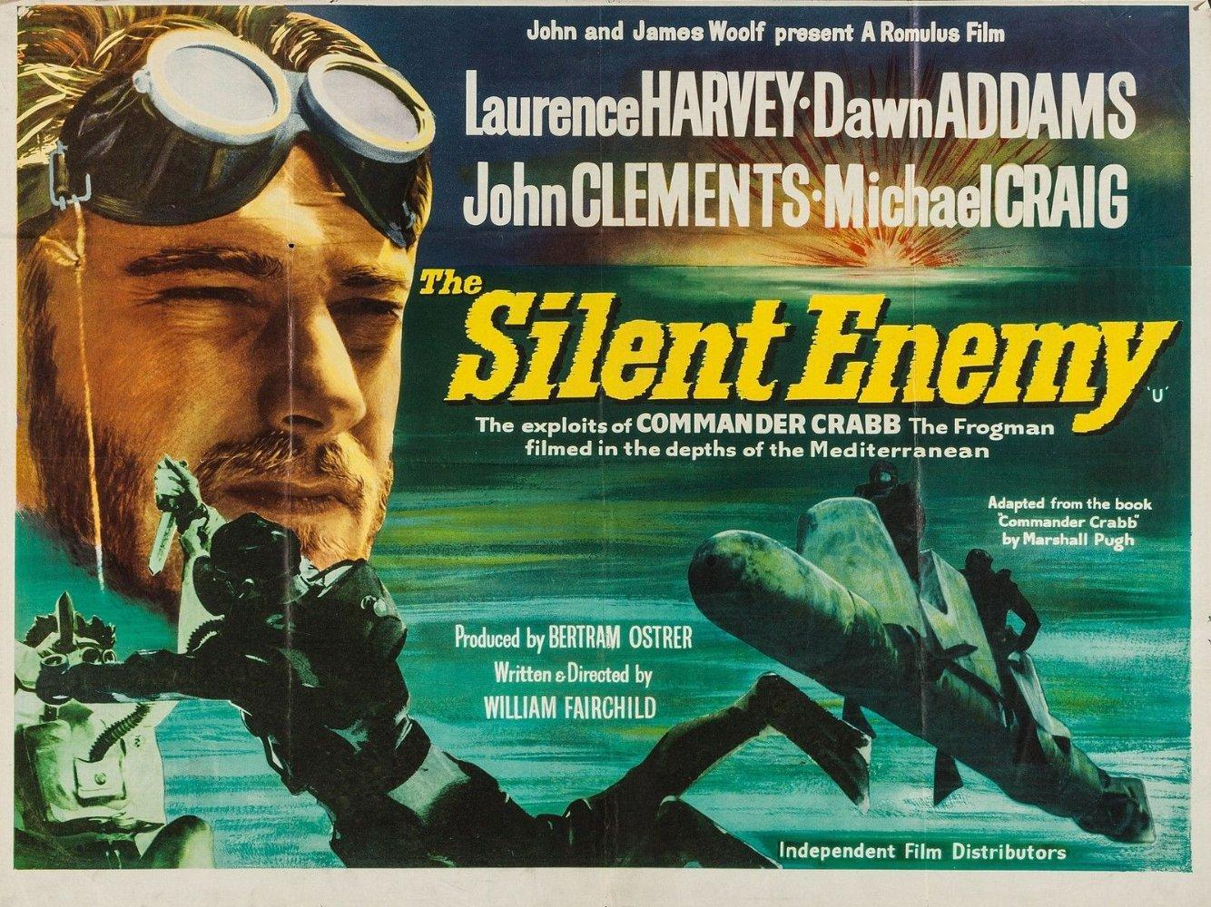 Image gallery for The Silent Enemy - FilmAffinity