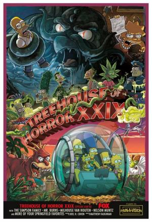 The Simpsons: Treehouse of Horror XXIX (TV)