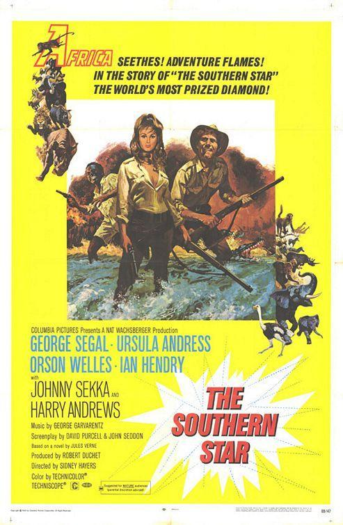 The Southern Star (1969) - Filmaffinity