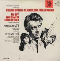 The Spy Who Came In from the Cold  - O.S.T Cover