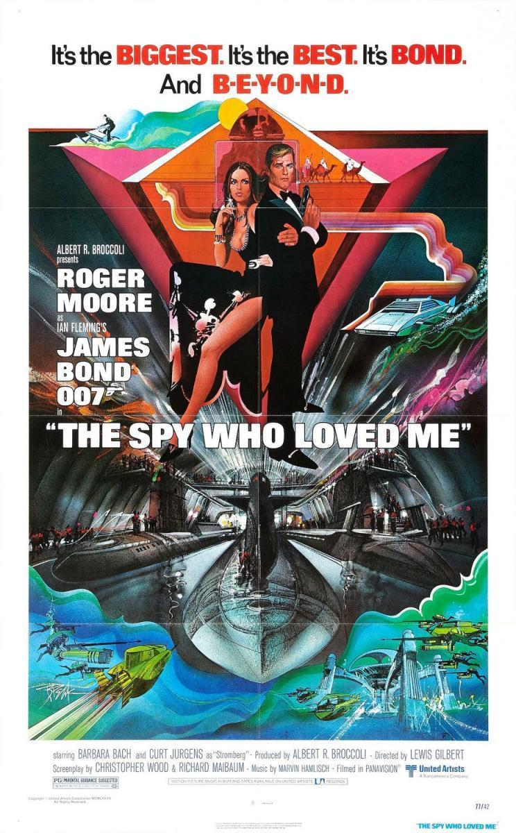 [好雷] 007 海底城 The Spy Who Loved Me (1977)