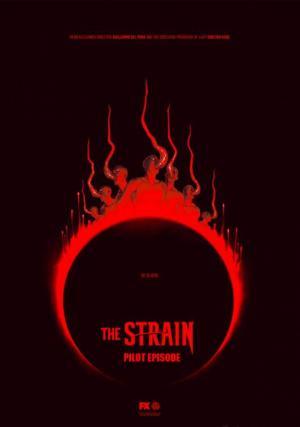 The Strain: Night Zero - Episodio piloto (TV)