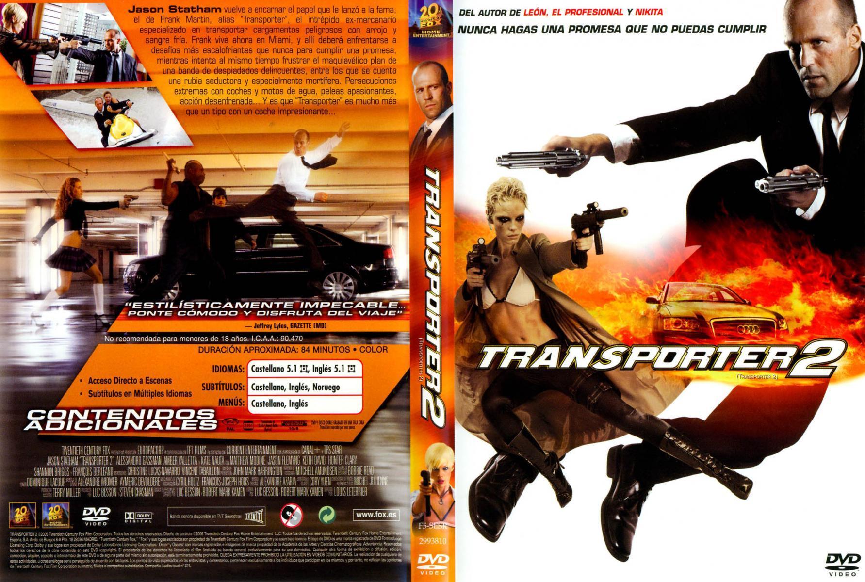 Transporter Dvd Cover | Foto Bugil Bokep 2017 |Transporter 2 Dvd Cover