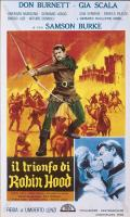 The Triumph of Robin Hood  - Posters