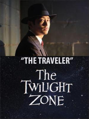 twilight zone the traveler