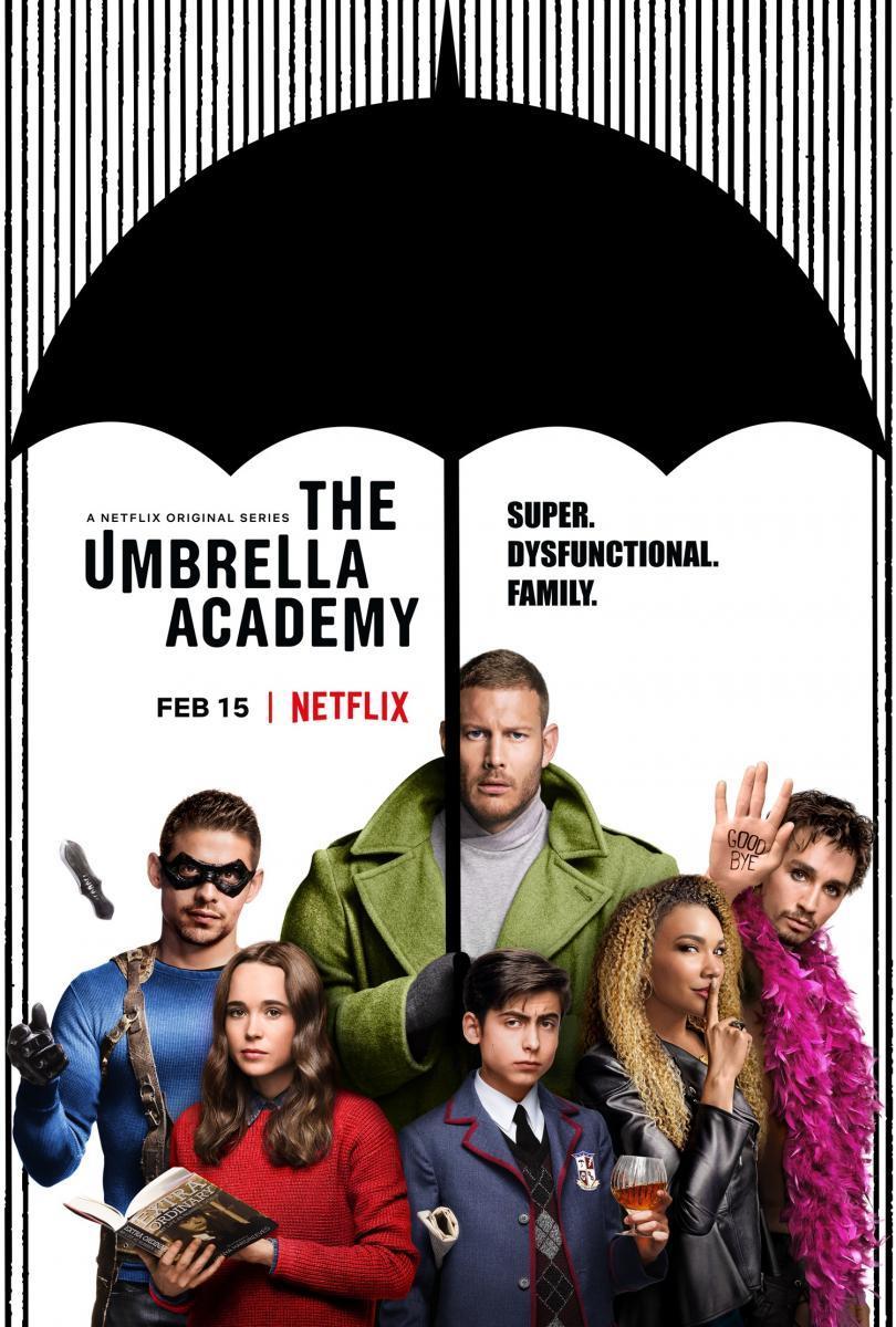 The Umbrella Academy Serie