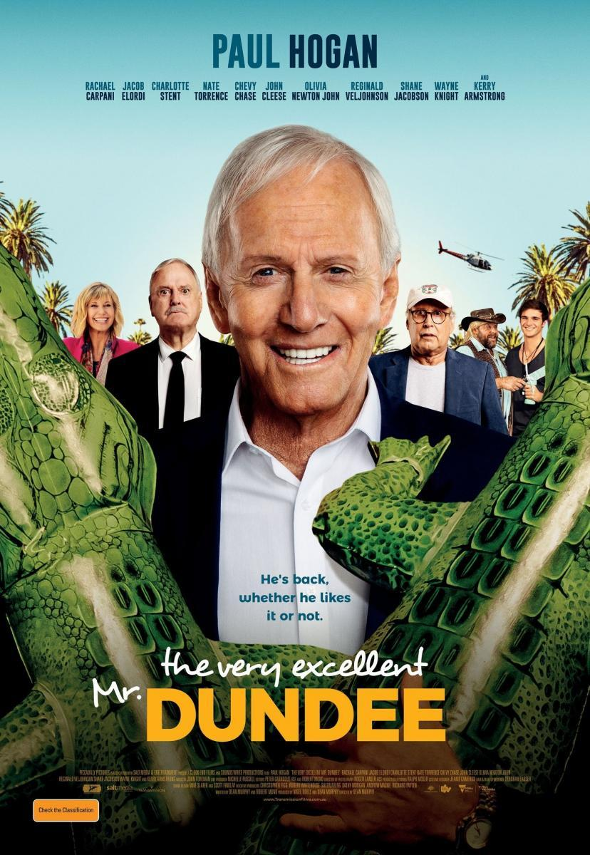 The Very Excellent Mr Dundee 2020 Filmaffinity