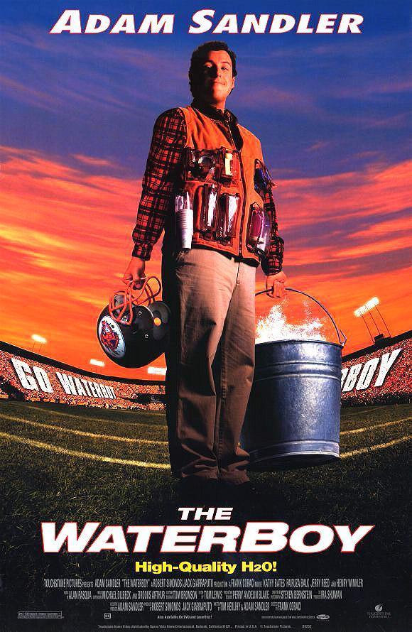 The Waterboy El Aguador 1999 Filmaffinity