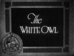 The White Owl (C)