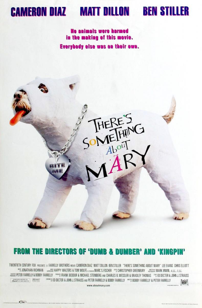 There S Something About Mary 1998 Filmaffinity