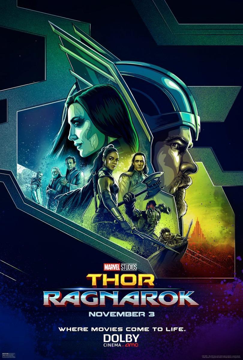 Thor Ragnarok 2017 Filmaffinity