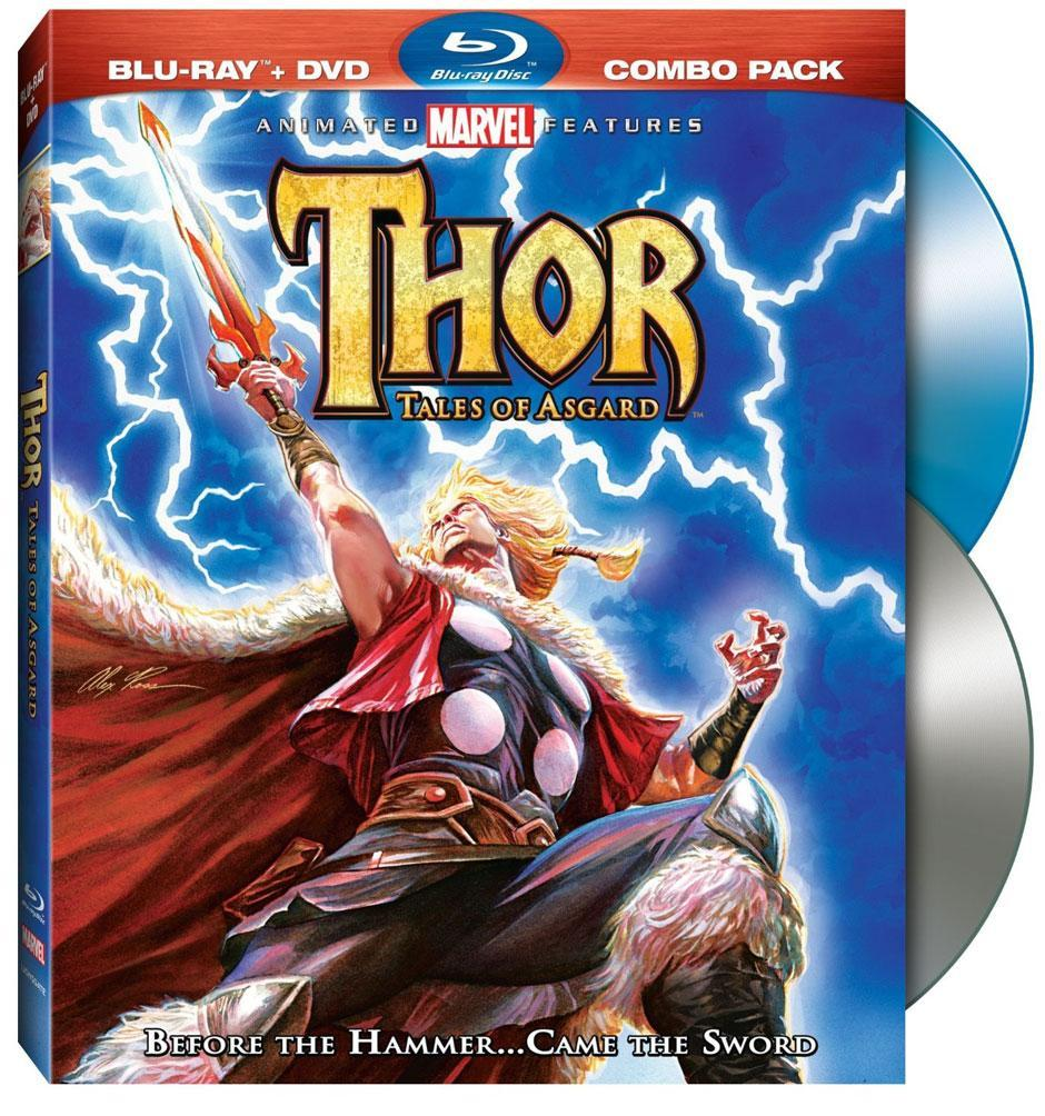 Image Gallery For Thor Tales Of Asgard Filmaffinity