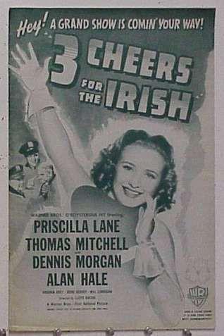 Three Cheers for the Irish movie