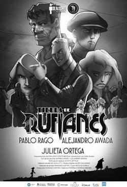 Tierra de rufianes (Serie de TV) (2015) - Filmaffinity