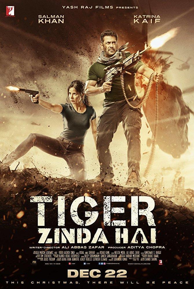 Tiger Zinda Hai 2017 Filmaffinity