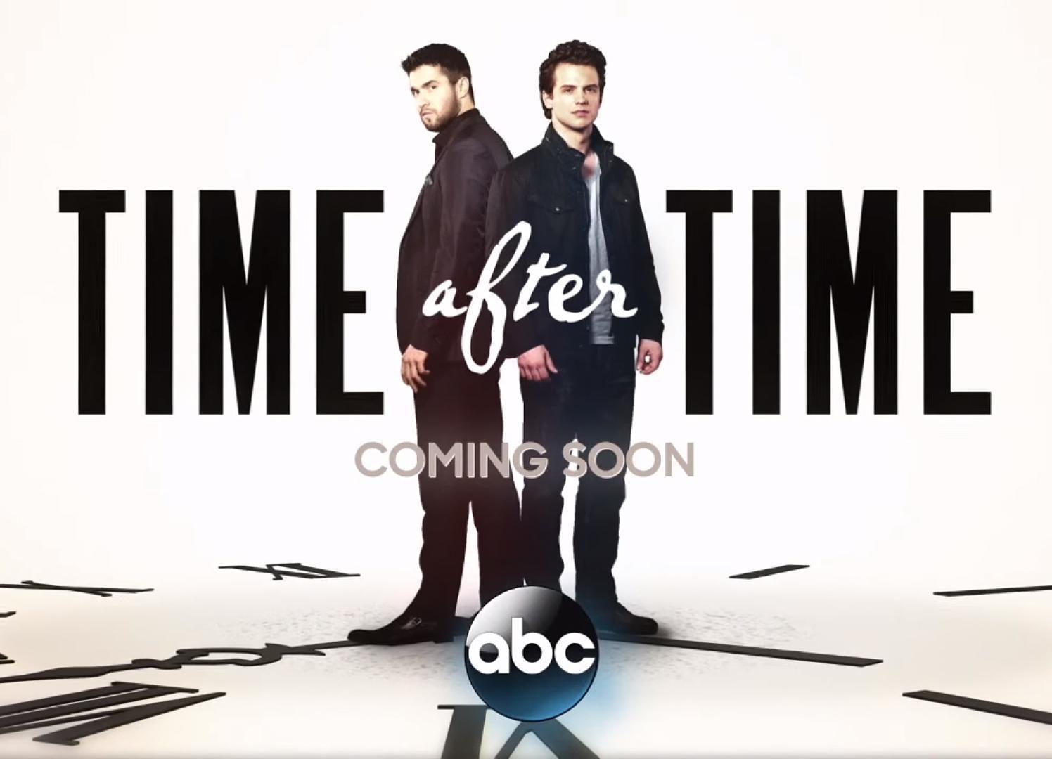Resultado de imagem para Time After Time serie posters